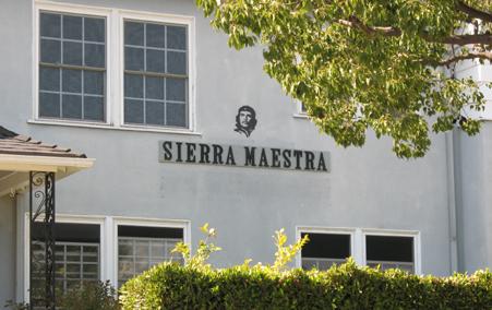 Che Guevara is Sierra Maestra
