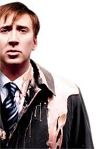 Weatherman, Nicolas Cage